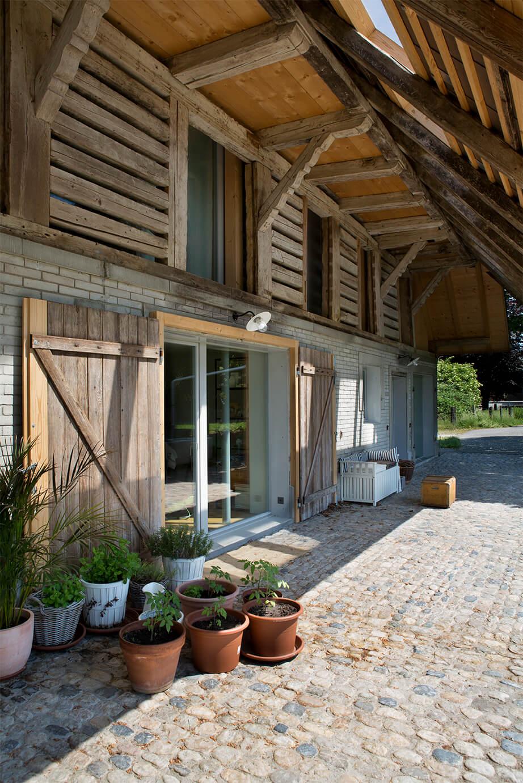 SAJ ARCHITEKTEN   Umbau – Bauernhaus Holzmühle, Münchringen